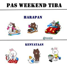 fakta weekend