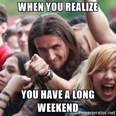 long weekend17