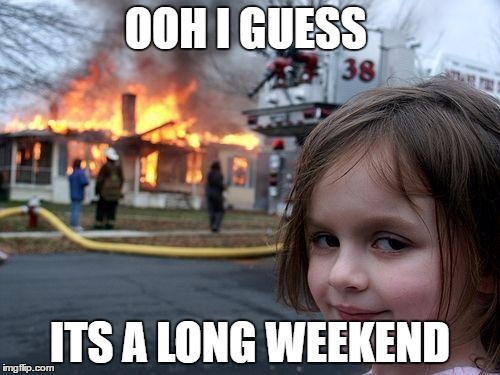 long weekend20