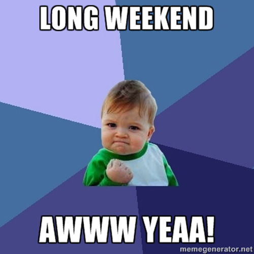 long weekend9