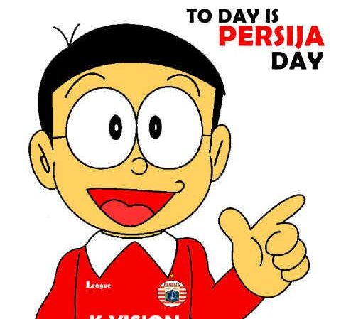 nobita today is persijaday