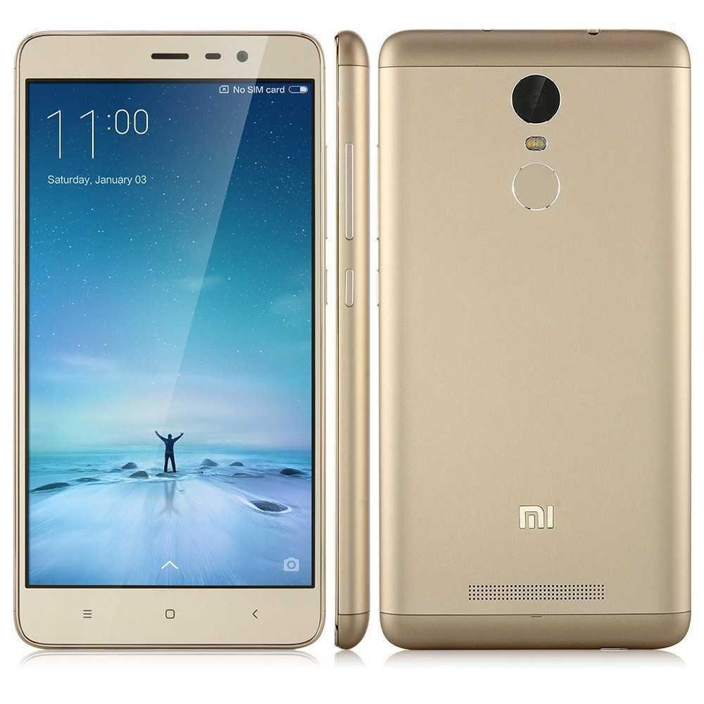 Review Xiaomi Redmi 3s Prime
