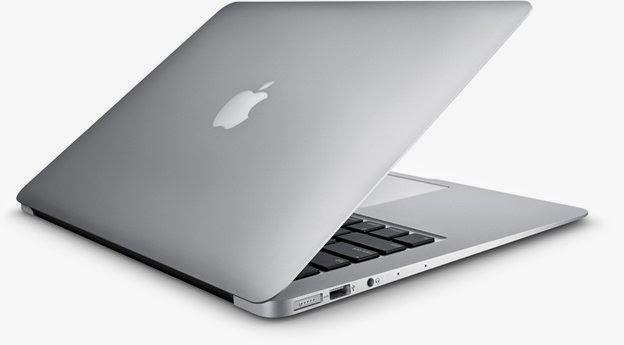 Apple MacBook Air MD760ID/B, Notebook UltraPortable Super Simple