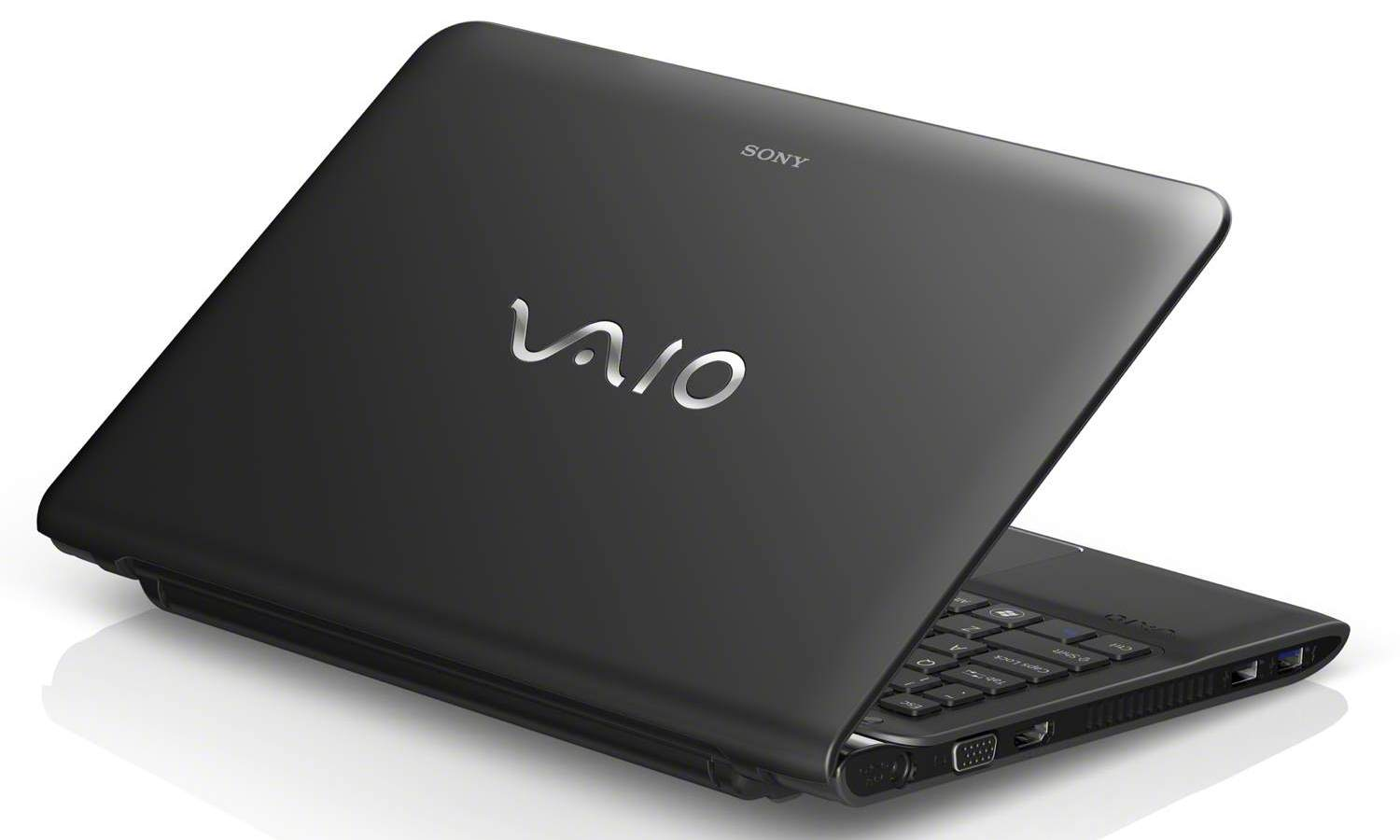 Sony Vaio SVE11-135CV, Notebook AMD Bodi Simple Harga Murah