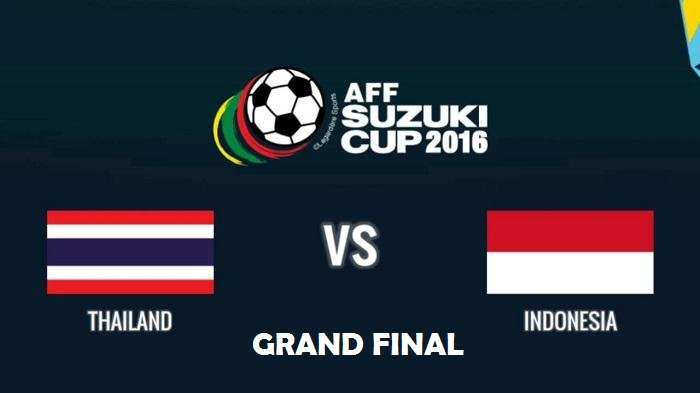 DP BBM Thailand vs Indonesia Final Piala Suzuki AFF 2016