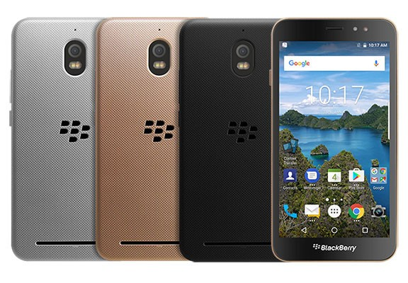 Harga Blackberry Aurora, Android Nougat RAM 4 GB Kamera 13 MP