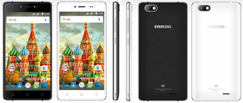 Harga Evercoss Winner Y Smart, Android 4G Layar HD Paling Murah