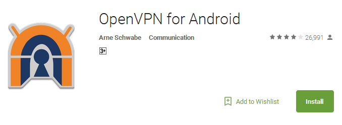 Cara Internetan Gratis Telkomsel dengan Open VPN di HP Android