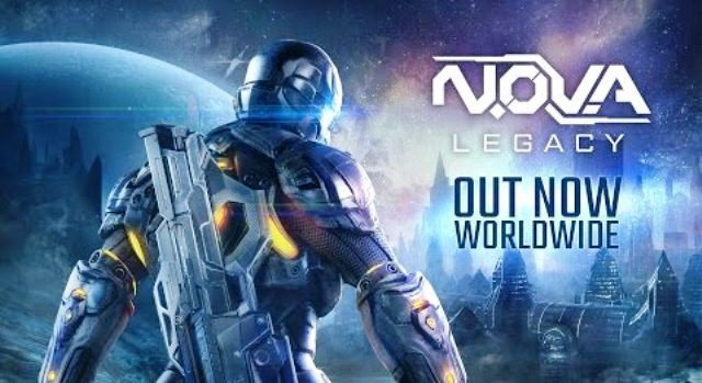 Cara Download dan Bermain Game Nova Legacy  Hack Mod Apk