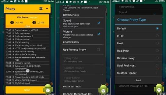 Download dan Install Phony Remod Apk All Operator Versi Terbaru